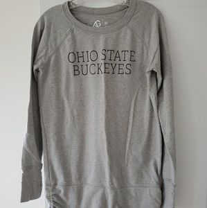 Ohio State gray long sleeve shirt